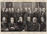 Mr Gladstone's Fourth Administration, the Members of the Cabinet
