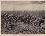 A Siege of Mafeking, in the Boer Trenches