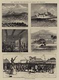 The Ashantee War, Sketches at Elmina and Coomassie