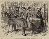 Hop-Picking at Aldershot, a Military Flirtation
