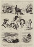 The Insurrection in the Herzegovina, Sketches at the Seat of War