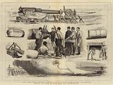 Trial of the 81-Ton Gun at Woolwich