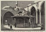 With the Turks, stripping lead from the Mosques at Adrianople, to be Cast into Bullets