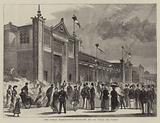 The Paris Exhibition, Pavilion of La Ville de Paris