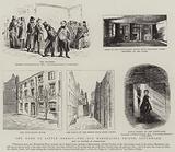 The Home of Little Dorrit, the Old Marshalsea Prison, Southwark