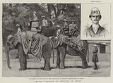 Prince Leopold of Prussia in India