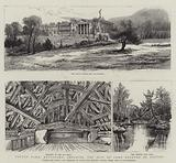 Tatton Park, Knutsford, Cheshire, the Seat of Lord Egerton of Tatton