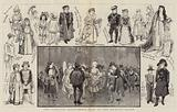 The Juvenile Fancy-Dress Ball at the Mansion House