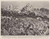 The War in Rhodesia, the Storming of the Stronghold of the Rebel Chief Babyaan in the Matoppo Hills