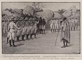 The Rising in Rhodesia, the Execution of the Rebel Induna 'Mweena
