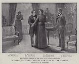 """Halves,"" Dr Conan Doyle's New Play at the Garrick"