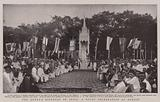 The Queen's Birthday in India, a Hindu Celebration at Bombay