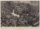 The French House of Commons, a Session of the Chamber of Deputies in the Palais Bourbon