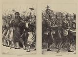 Irregulars of the French Troops