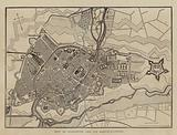 Map of Strasburg and its Fortifications