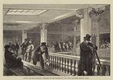 Voting for the National Assembly in the Theatre of the Deaf and Dumb Asylum, Paris