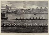 The Oxford and Cambridge Boat-Race, Ready to Start