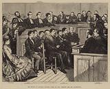 The Escape of Marshal Bazaine, Trial of Colonel Villette and his Accomplices