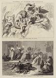 Pictures by Wilhelm von Kaulbach