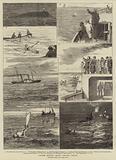 Captain Boyton's Second Channel Voyage