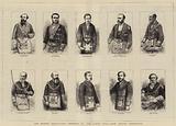 The Masonic Installation Ceremony at the Albert Hall, Some Leading Freemasons