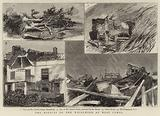 The Effects of the Whirlwind at West Cowes