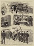 Military Life on Board a Troopship
