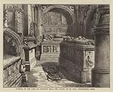 Funeral of the Late Sir Rowland Hill, the Chapel of St Paul, Westminster Abbey
