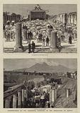 Commemoration of the Eighteenth Centenary of the Destruction of Pompeii