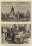 Opening of the New Marylebone Infirmary by the Prince and Princess of Wales