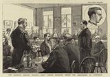 The Brighton Railway Tragedy, Percy Lefroy Mapleton before the Magistrates at Cuckfield