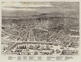 A General View of Belfast, Ulster, the Chief manufacturing City of Ireland