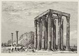 Temple of Jupiter Olympius