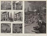 The Earthquake at Charleston, United States