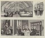 St Saviour's Hospital, Osnaburgh Street, Regent's Park