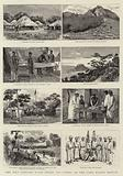 The East African Slave Trade, III, Views in the Lake Nyassa Region