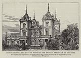 Friedrichshof, the Future Home of the Empress Frederick of Germany