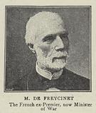 M de Freycinet