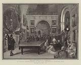 An Evening Entertainment at the Duke of Argyll's Highland Home