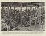 With Major Lothaire on the Congo, Church Time at a Mission Station