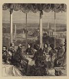 View from the Crystal Palace Grand Saloon Summer Dining-Room