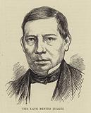 The Late Benito Juarez