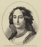 The Late Princess Hohenlohe-Langenburg, Her Majesty's Half-Sister