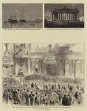 The Marriage of the Duke of Edinburgh