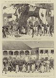 The Ashantee War, Return of Sir Garnet Wolseley to Cape Coast Town