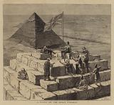 A Picnic on the Great Pyramid