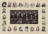 The Tichborne Trial, Portraits of the Judges, Counsel, Witnesses, etc