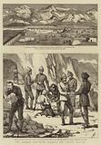 The Afghan War, with General Sir Samuel Browne