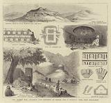 The Afghan War, Buddhist Cave Convents at Hadah, and a Buddhist Tope, near Jellalabad