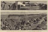 The End of the Afghan War, Arrival of Yakoob Khan at the British Encampment, Gandamak, 8 May